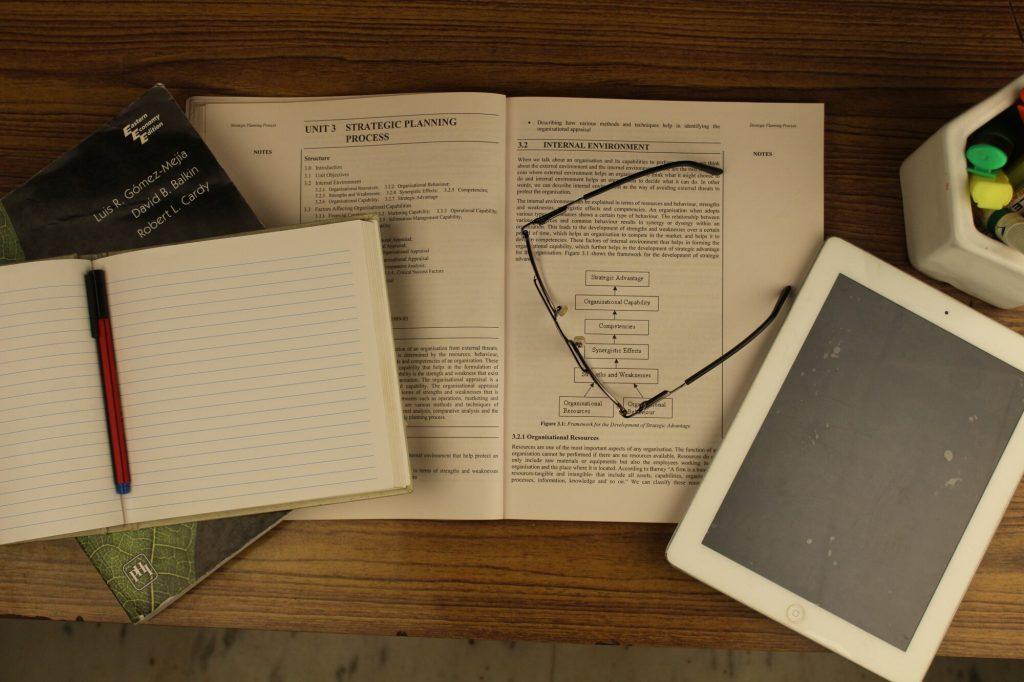 textbook notes